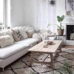 Einen Schonen Feierabend Wohnzimmer Boho Scandi