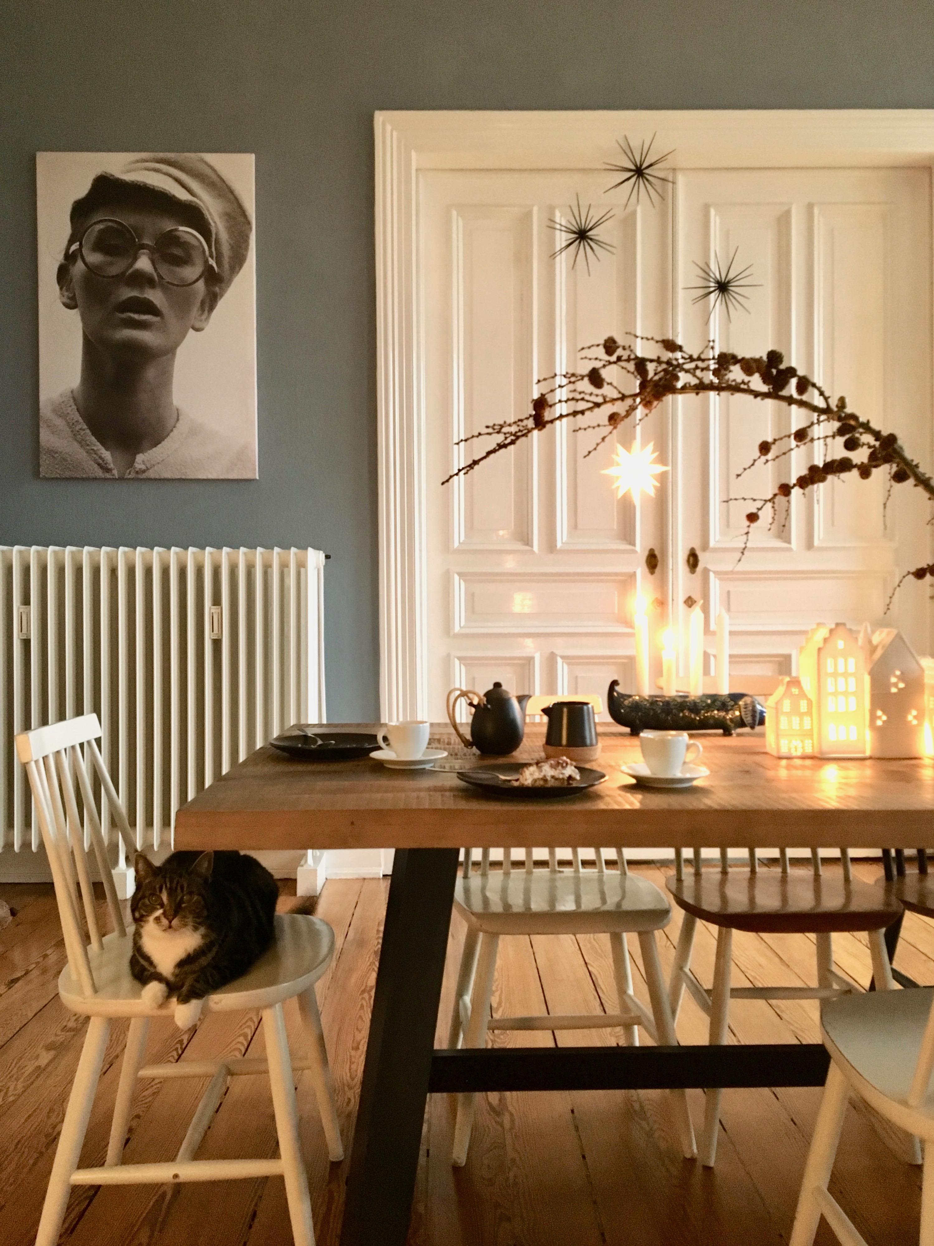 Wohnzimmer Vintage Style | Einrichten Im Industrial Style ...