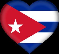 Cuba Flag Vector Country Flags