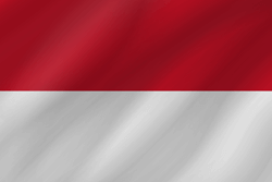 indonesia flag image country