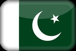 pakistan flag emoji country