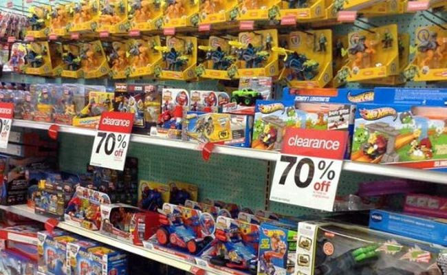 The Inside Scoop On Target S 70 Percent Off Toy Clearance