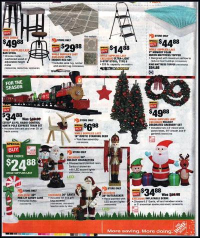 Home Depot Black Friday Ads, Sales, Deals Doorbusters 2018 ...