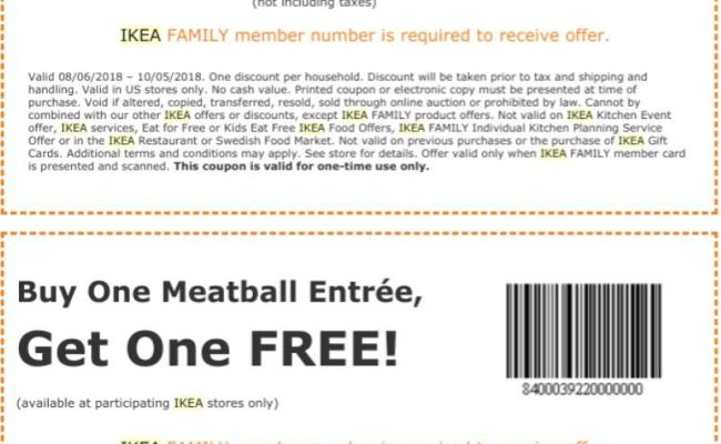 Ikea Coupons Deals Printable Promo Couponshy