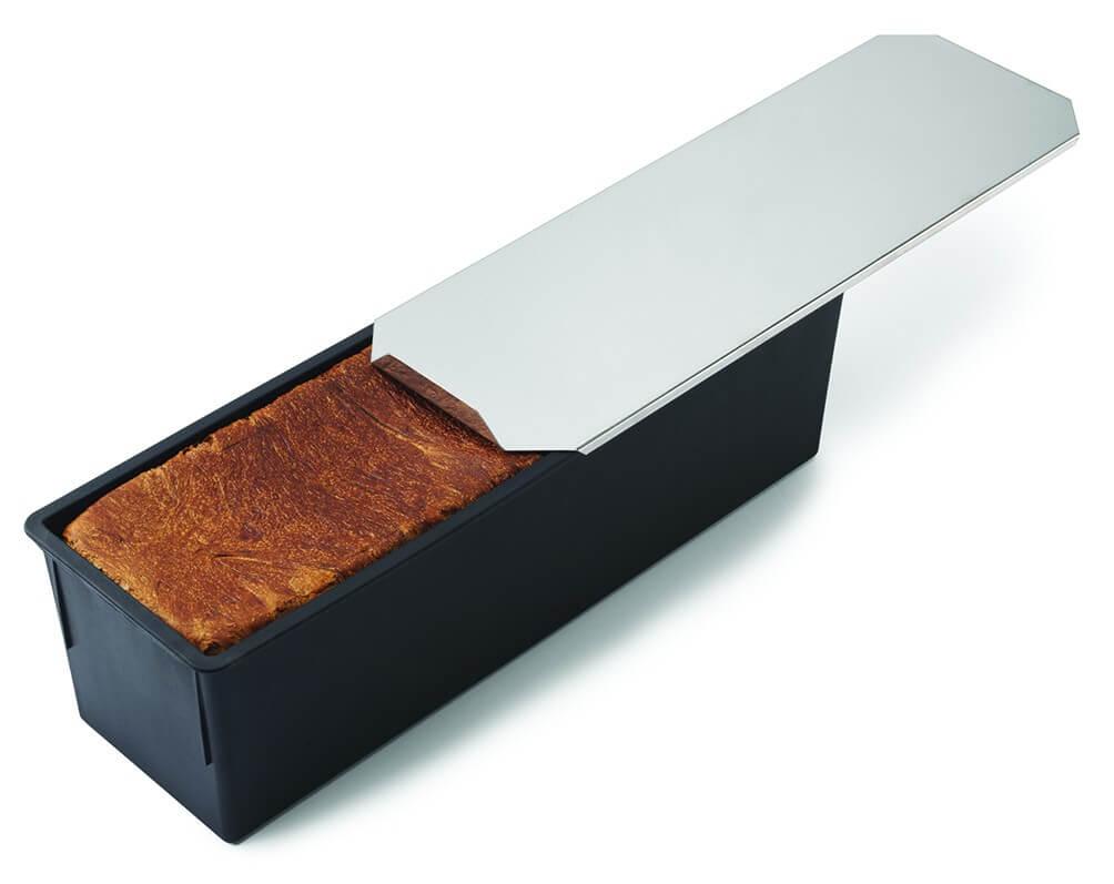 moule rectangulaire avec couvercle exoglass matfer