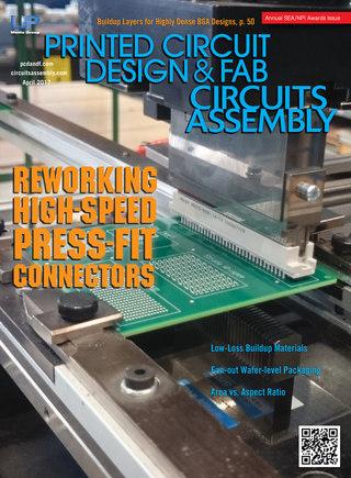 Printed Circuit Design & Fab - April 2017