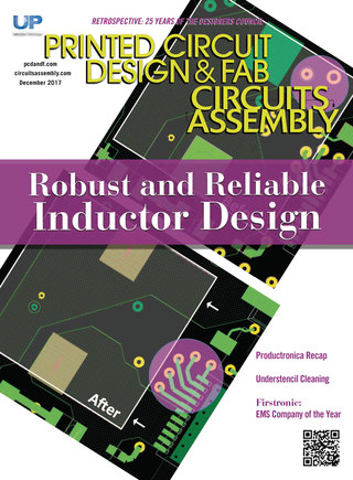 Printed Circuit Design & Fab - December 2017