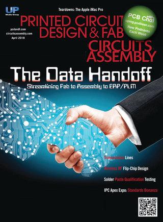 Printed Circuit Design & Fab - April 2018