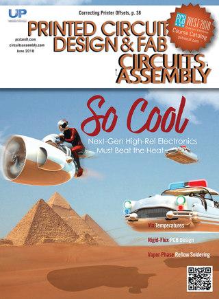 Printed Circuit Design & Fab - May 2018