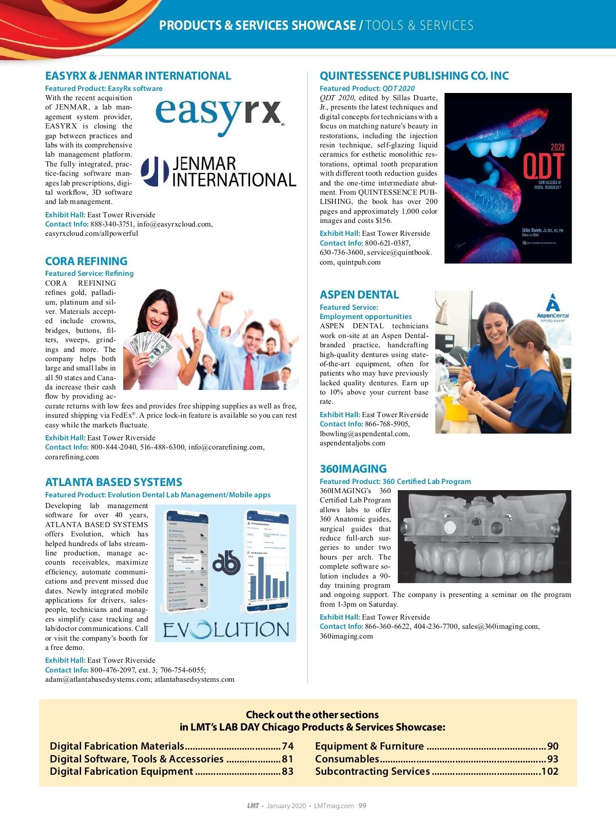 Aspen Dental Price List : aspen, dental, price, Management, Today, January