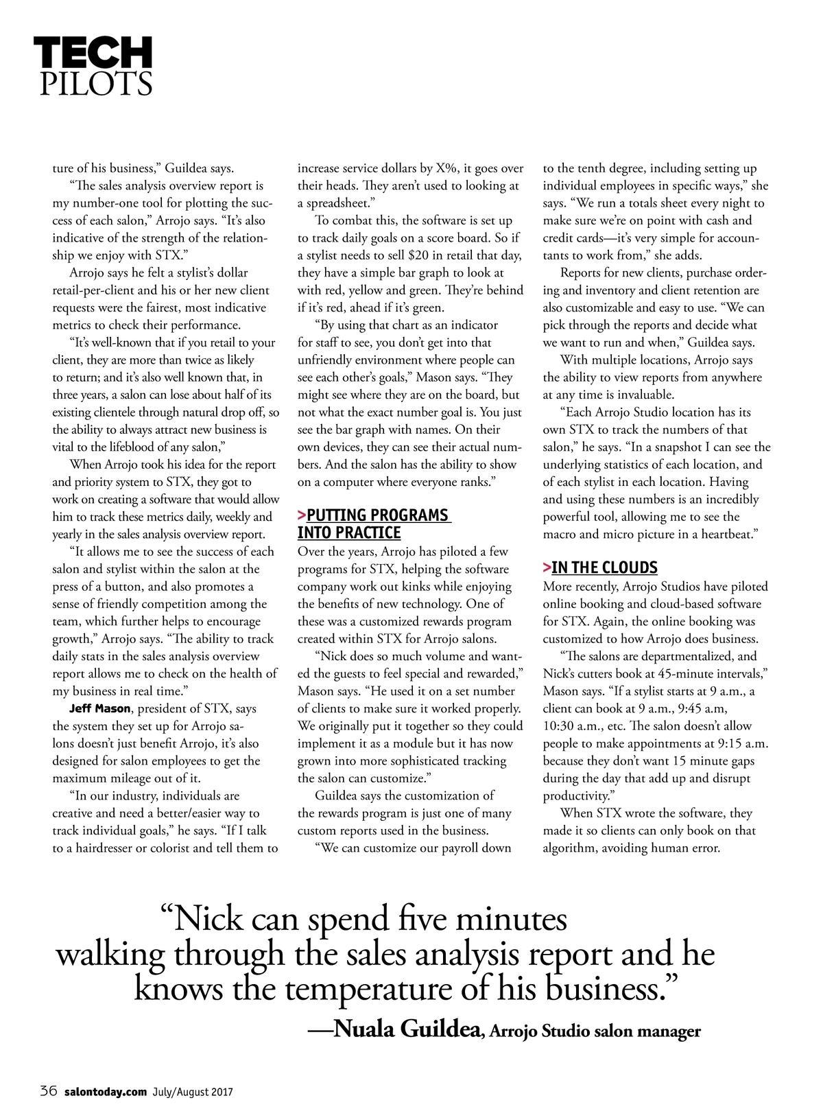 Nickelodeon Pilots 2017 : nickelodeon, pilots, Salon, Today, July/August
