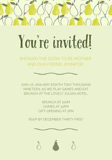 free invitation templates customized