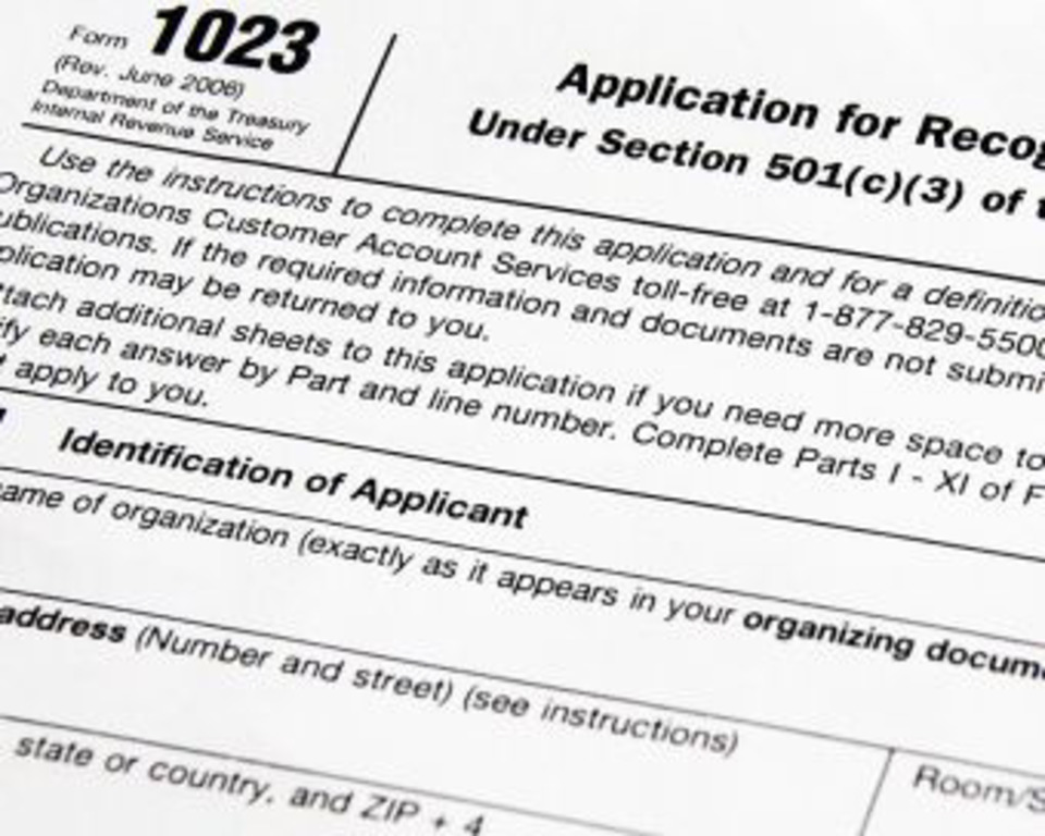 New Form 1023-EZ Simplifies Small Charity Applications for