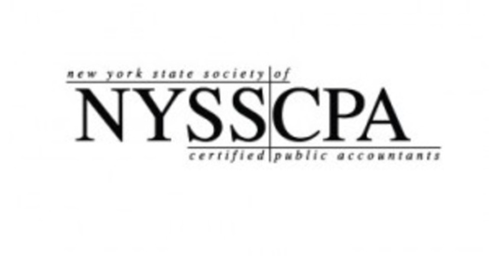 NYSSCPA Announces Moynihan Scholarship Fund's Excellence