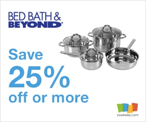 Bed Bath And Beyond Coupon Promo Codes July 2018 20 Off