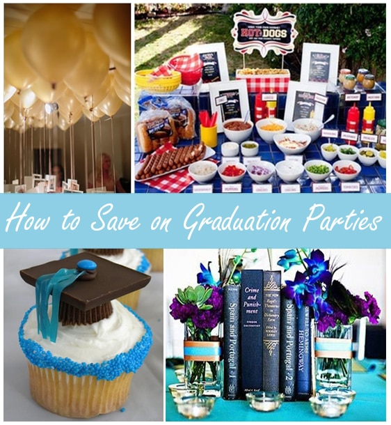 Image Of Homemade Graduation Party Decoration