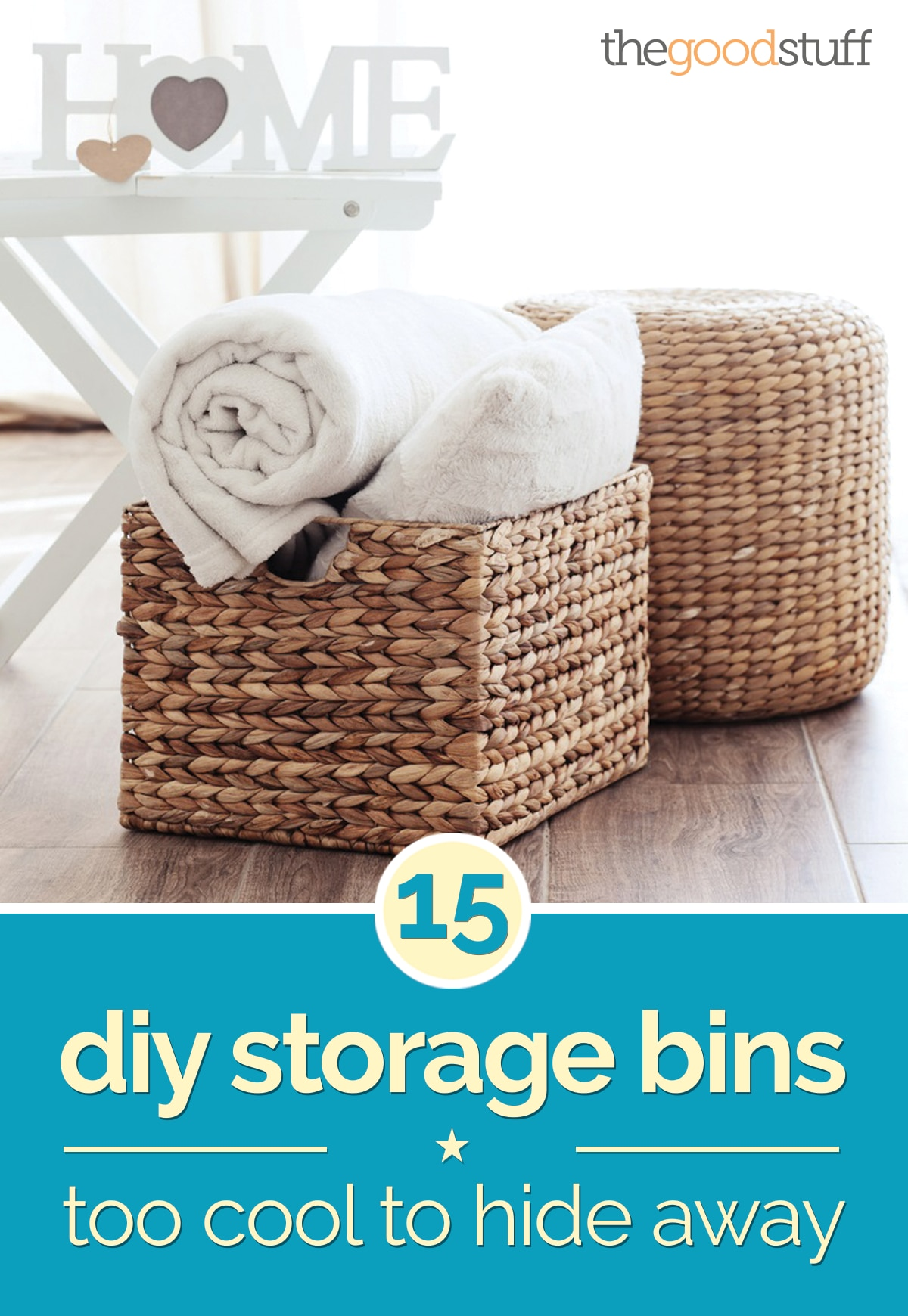 Yarn Storage Containers