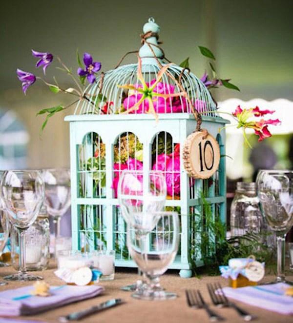 22 EyeCatching Inexpensive DIY Wedding Centerpieces