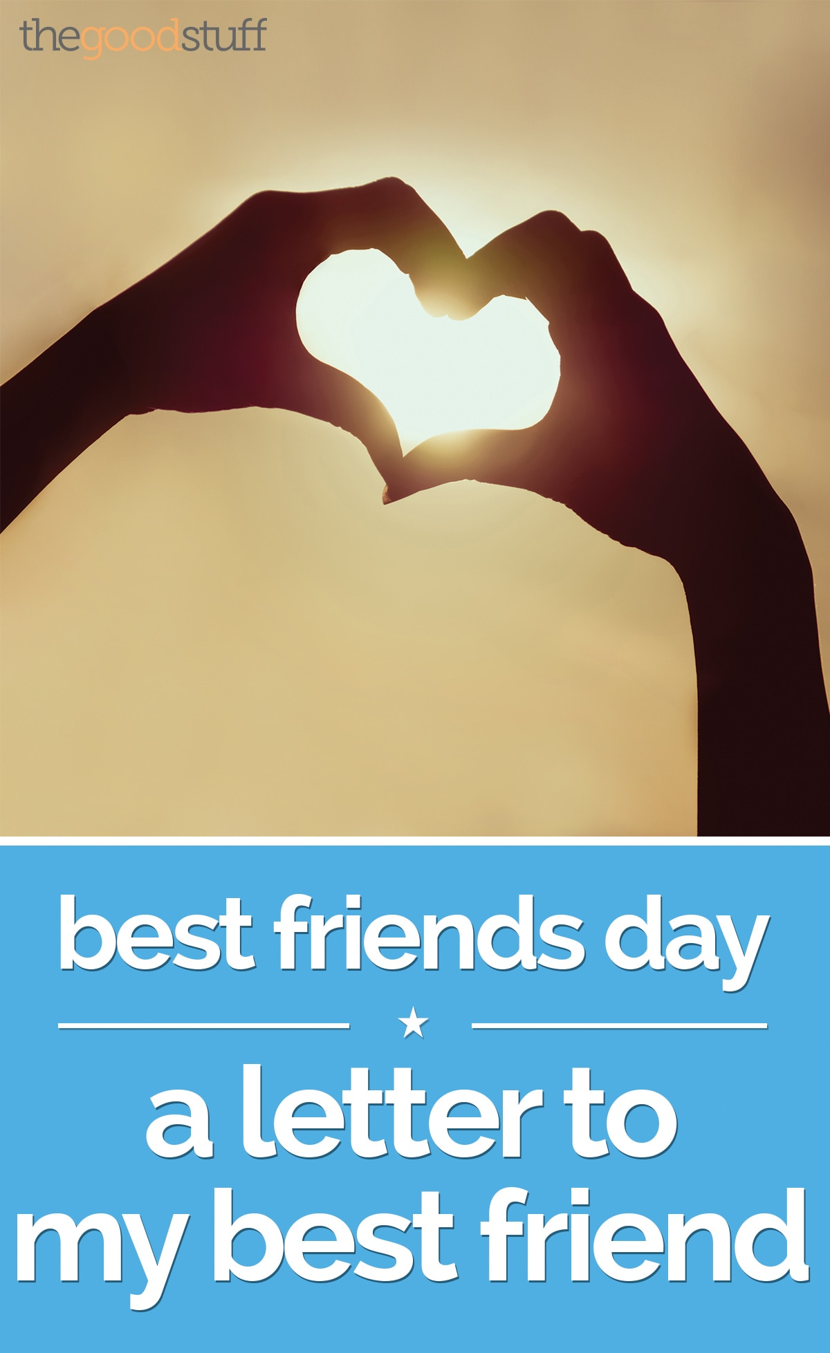 best friends day a