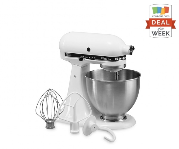 kitchen aid coupons big islands deal of the week kitchenaid mixer sale 49 off thegoodstuff