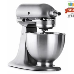 Kitchen Aid Coupons Model Kitchens Deal Of The Week 49 Off Kitchenaid Mixer Sale Thegoodstuff