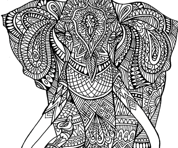 Express Yourself 11 Free Adult Coloring Pages Thegoodstuff