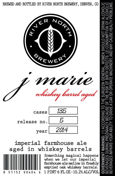 River North Whiskey Barrel J. Marie Release Party