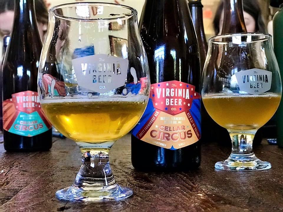 Virginia Beer Co To Debut Cellar Circus Barrel Fermented