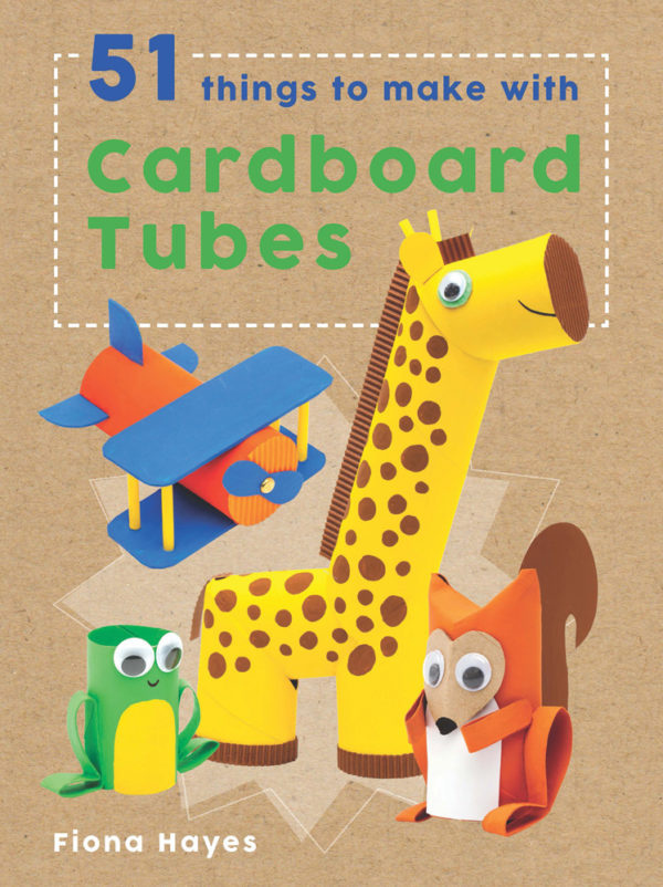 Cardboard Tube Crafts Book Review Crafting A Green World