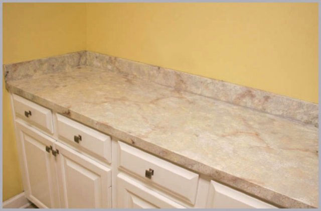 How To Cut Formica Countertop Without Chipping Make Laminate Countertops Look Like Granite - Crafting A