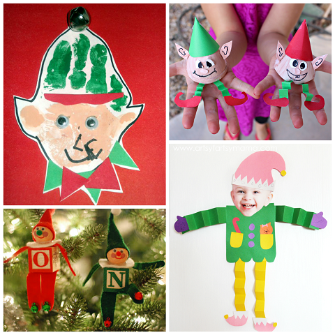 There are just so many fun elf crafts for kids to make i had a hard time picking my favorites to craft with the kids! Elf Crafts For Kids To Make At Christmas Crafty Morning