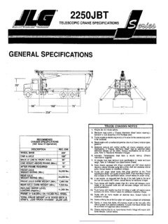 Stand Up USTC Specifications CraneMarket