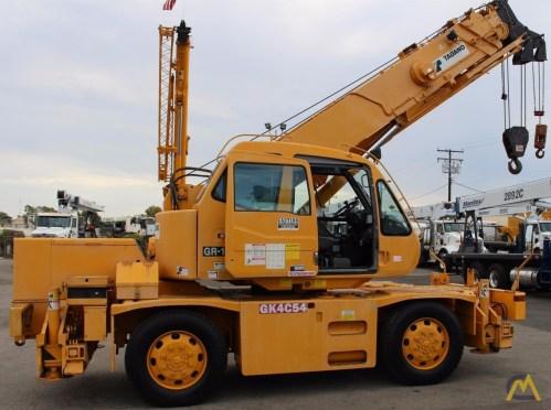 small resolution of tadano gr150xl 1 15 ton rough terrain crane 0