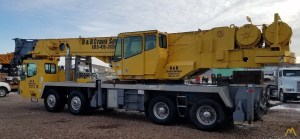 Grove TMS870 70ton Telescopic Boom Truck Crane For Sale