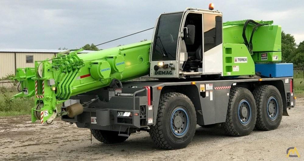 medium resolution of terex demag ac 40 city class 40 ton all terrain crane
