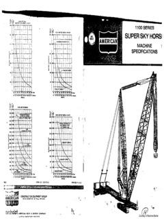 American 11320 Specifications CraneMarket