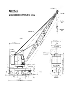 Railroad Cranes American Specifications CraneMarket