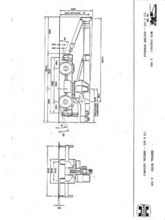 Rough Terrain Cranes Hyco RT 135 Specifications CraneMarket