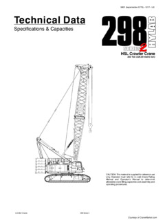 Crawler Cranes for Sale and Rent CraneMarket