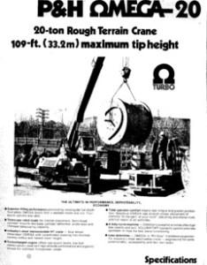 omega specifications also rough terrain cranes cranemarket rh