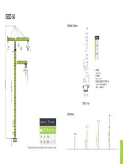 Tower Cranes Zoomlion Specifications CraneMarket