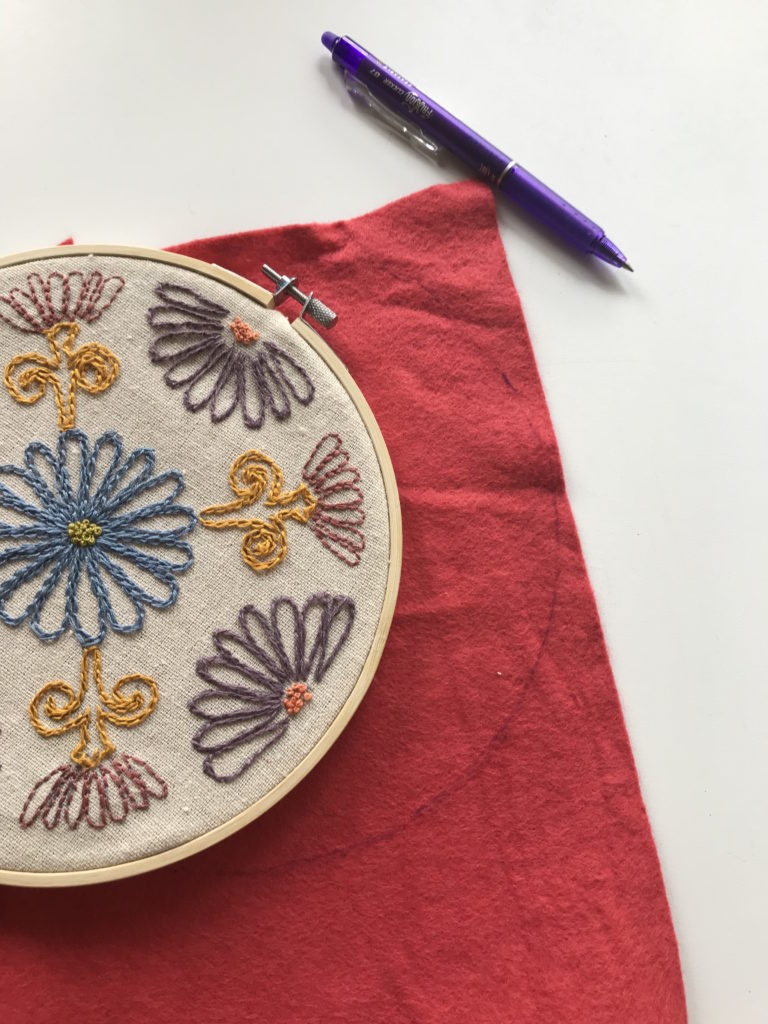 How To Finish Embroidery Stitch : finish, embroidery, stitch, Finish, Embroidery, Create, Whimsy