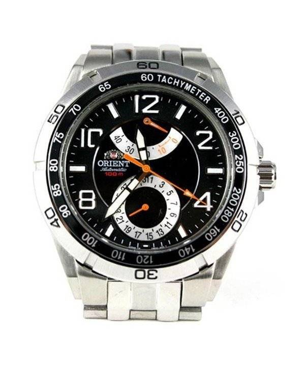 Orient Automatic Tachymeter Sports CFM00001B Men's Watch
