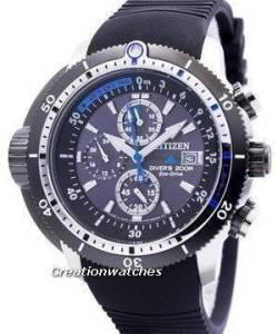 Citizen Promaster Eco-Drive Aqualand Diver Watch BJ2120-07E