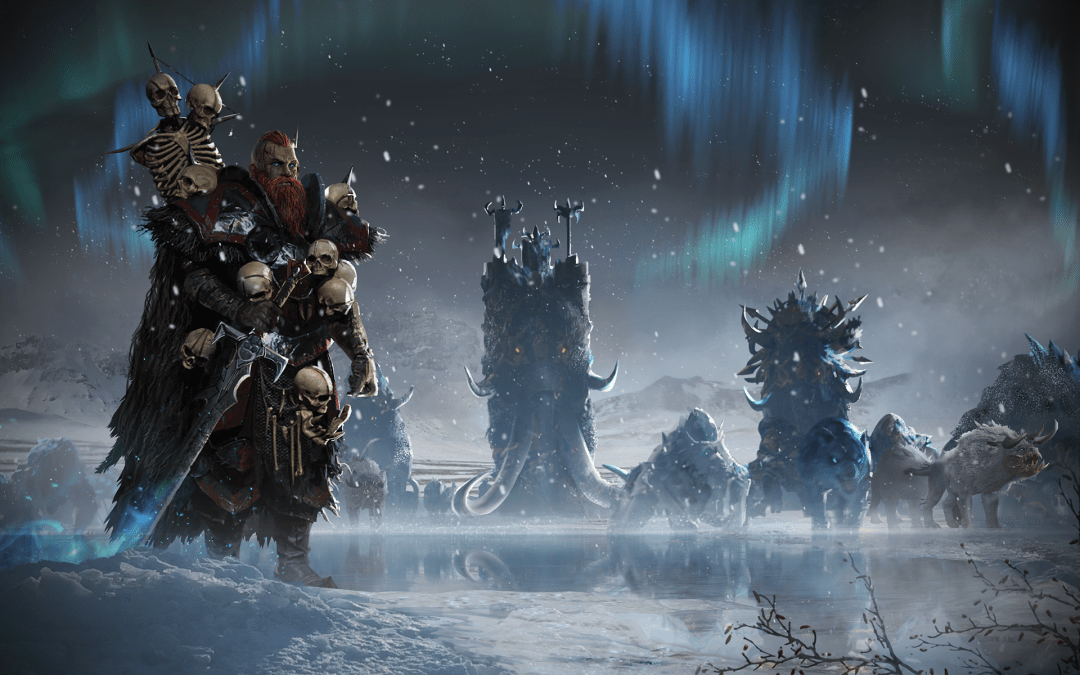 Total War: Warhammer - Norsca Cinematic Trailer 5