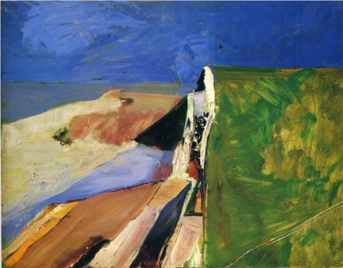 Richard Diebenkorn: Seawall