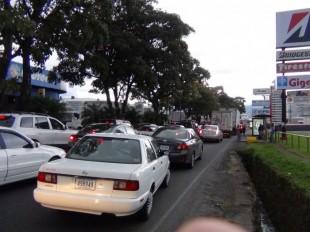 Conavi carece de estudios sobre efectos que tendrá la ampliación de vía a Heredia en el tráfico vehicular