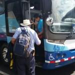 """Ajustes de tarifa de bus no valoran buen servicio, pero """"buen trato"""" sería integrado a normativa"""