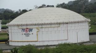 Recope buscaría renegociar varios puntos del contrato para modernizar la refinería en Limón. Imagen tomada de www.recope.go.cr