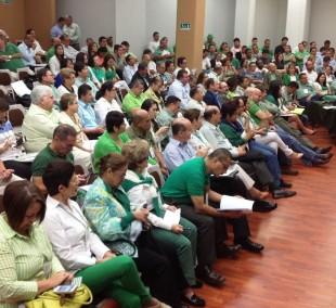 Asamblea Nacional del PLN realizada el año anterior. (Archivo CRH)